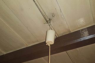 Régi paraszt házak elektromos hálózata